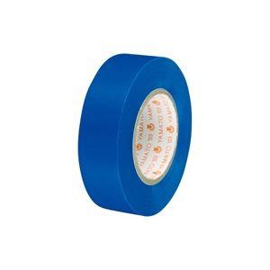 (業務用300セット) ヤマト ビニールテープ/粘着テープ 【19mm×10m/青】 NO200-19 h01
