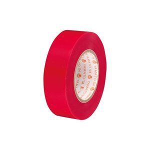 (業務用300セット) ヤマト ビニールテープ/粘着テープ 【19mm×10m/赤】 NO200-19 h01