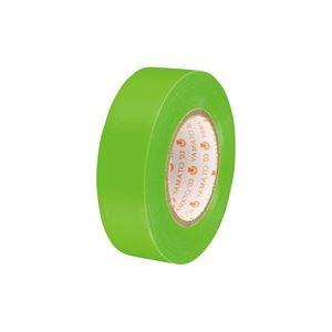 (業務用300セット) ヤマト ビニールテープ/粘着テープ 【19mm×10m/若草】 NO200-19 h01