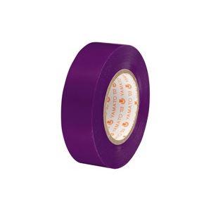 (業務用300セット) ヤマト ビニールテープ/粘着テープ 【19mm×10m/紫】 NO200-19 h01