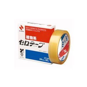 (業務用10セット)ニチバン セロテープ CT-24 24mm×35m