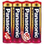 (業務用100セット) Panasonic パナソニック アルカリ乾電池 単4(4本) LR03XJ4SE ×100セット