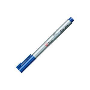 (業務用300セット) 寺西化学工業 ラッションサインペン 青 MRSS-T3 h01