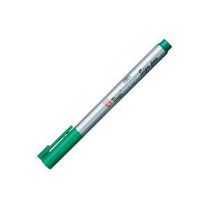 (業務用300セット) 寺西化学工業 ラッションサインペン 緑 MRSS-T4 h01