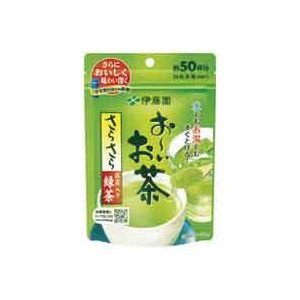 (業務用40セット)伊藤園 おーいお茶抹茶入りさらさら緑茶40g - 拡大画像