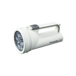 (業務用6セット)Panasonic パナソニック LED強力ライト BF-BS01P-W ホワイト ×6セット