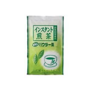 (業務用8セット)寿老園 給茶機用煎茶パウダー60g  - 拡大画像