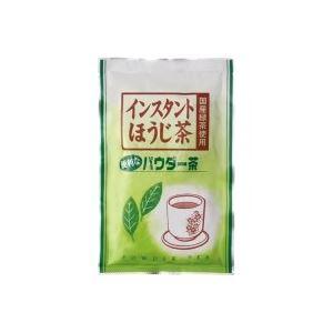 (業務用10セット)寿老園 給茶機用ほうじ茶パウダー60g - 拡大画像
