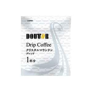 (業務用30セット)ドトールコーヒー ドリップコーヒークリスタルマウンテン30袋 - 拡大画像
