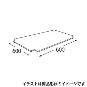 エレクター ワイヤーシェルフ用アクリル板 H2424AB1
