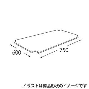 エレクター ワイヤーシェルフ用アクリル板 H2430AB1