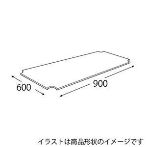 エレクター ワイヤーシェルフ用アクリル板 H2436AB1
