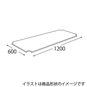 エレクター ワイヤーシェルフ用アクリル板 H2448AB1