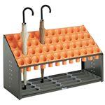 テラモト 傘立 UB-285-148-7 オレンジ
