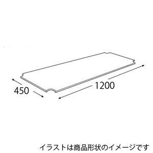 エレクター ワイヤーシェルフ用アクリル板 H1848AB1