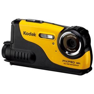 コダック デジタルカメラ PIXPRO WP1 イエロー