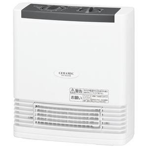 Panasonic セラミックファンヒーター DS-F1206-W - 拡大画像