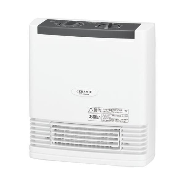 Panasonic セラミックファンヒーター DS-F1206-W