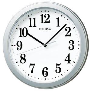 セイコークロック セイコー 電波掛時計 KX379S - 拡大画像
