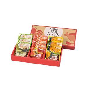 KAGOME野菜たっぷりスープ 590-03B