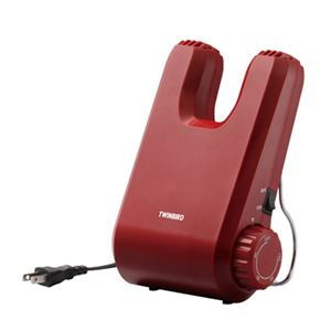 くつ乾燥機赤 355-07B - 拡大画像