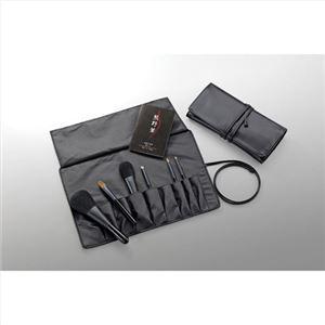 熊野化粧筆セット 筆の心 019-06A