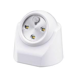 LEDセンサーライト 387-02A