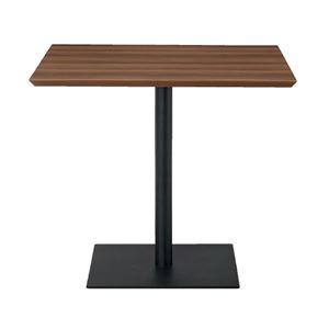 アール・エフ・ヤマカワ テーブル RFRT-800SDM ウォールナット