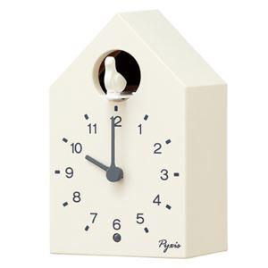 セイコークロック ピクシス掛置兼用時計 かっこう報時 NA610W