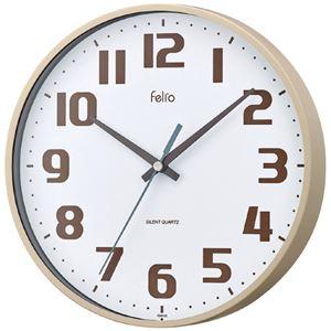 ノア精密 Felio 掛時計 チュロス FEW182IV-Z