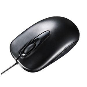 (まとめ)サンワサプライ 有線光学式マウス MA-R115BK ブラック【×30セット】