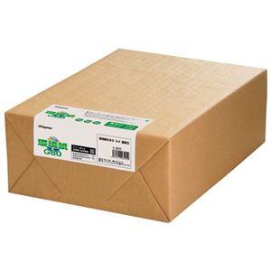 長門屋商店 環境紙 ナ-K8592 A4 最厚口 500枚*4冊