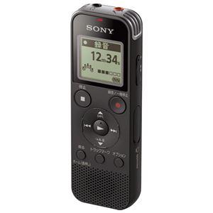 ソニー ICレコーダー ICD-PX470F B - 拡大画像
