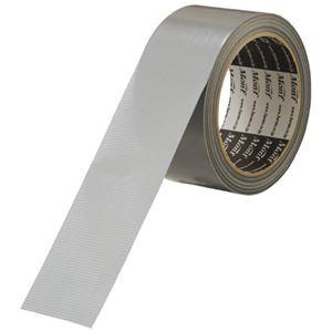 (まとめ)古藤工業 養生テープNo.822 50mm×25m シルバー【×10セット】 - 拡大画像