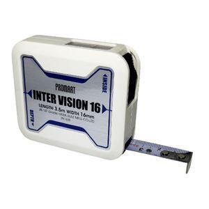 (まとめ)原度器 インタービジョン 16mm×3.5m IN1635【×2セット】