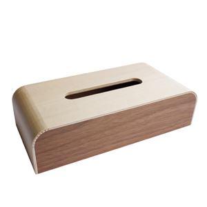 (まとめ)ヤマト工芸 COLOR BOXスリム YK16-116 ブラウン【×10セット】 - 拡大画像
