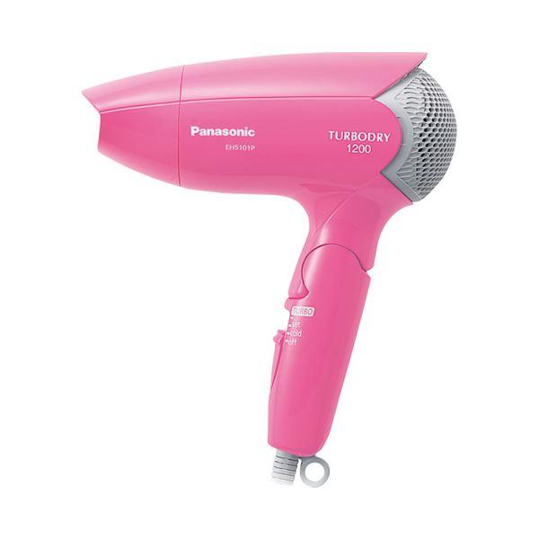 (まとめ)Panasonic ドライヤー EH5101P-P【×2セット】
