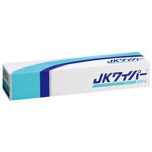 (まとめ)日本製紙クレシア JKワイパー100S/100枚入【×30セット】