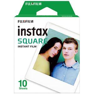 富士フイルム チェキ instax SQUARE用フィルム 10枚入×2