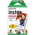 (まとめ)富士フイルム チェキ フィルム10枚×2 INSTAX MINI JP 2【×2セット】