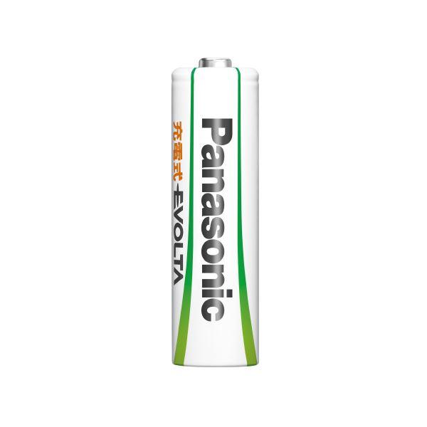 Panasonic エボルタ単3形充電池4本付充電器セット