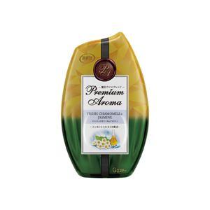 (まとめ)エステー お部屋の消臭力Premium Aroma カモミール【×10セット】