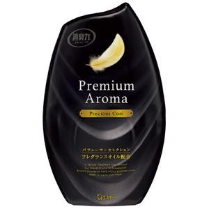(まとめ)エステー お部屋消臭力PremiumAromaプレシャスクール【×10セット】 - 拡大画像