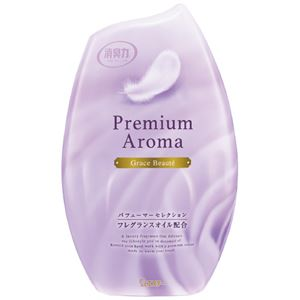 (まとめ)エステー お部屋の消臭力PremiumAromaグレイスボーテ【×10セット】 - 拡大画像