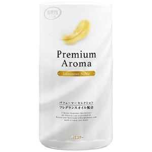 (まとめ)エステー トイレ消臭力PremiumAromaルミナスノーブル【×10セット】