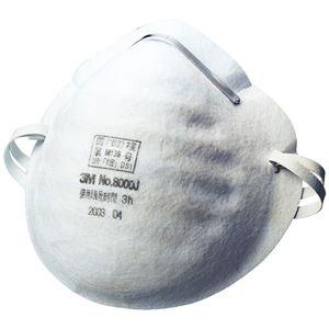 スリーエム ジャパン 防じんマスク 8000J - 拡大画像