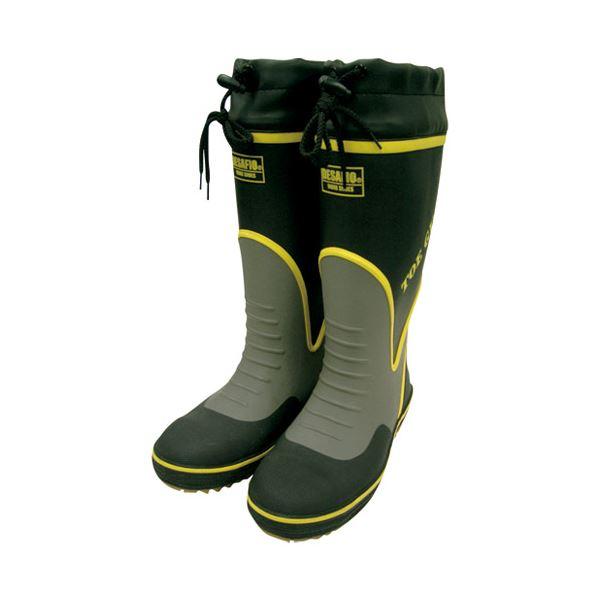 ミドリ安全 鋼製先芯入り安全長靴 MPB-7700 XLサイズ