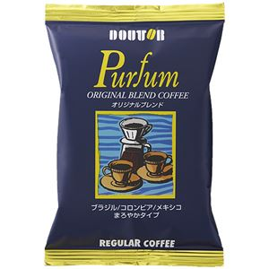 (まとめ)ドトールコーヒー ドトールコーヒーパルファン 70gx20【×5セット】 - 拡大画像