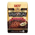 (まとめ)UCC ゴールドSP スペシャルブレンド 豆 360g【×30セット】
