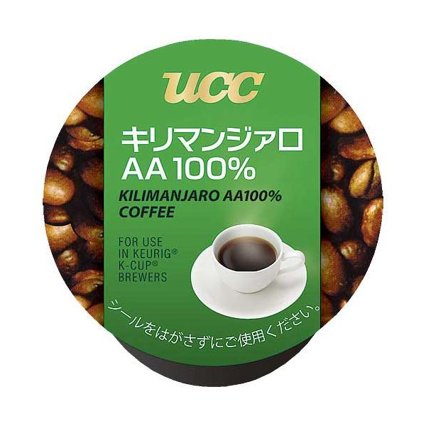 (まとめ)UCC キューリグ キリマンジャロ 12P箱【×5セット】